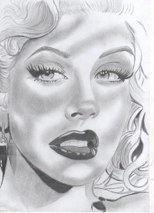 Christina Aguilera por fabdulogie